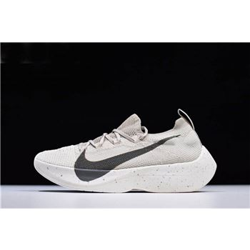 Mens and WMNS Nike Vapor Street Flyknit String/River Rock AQ1763-200