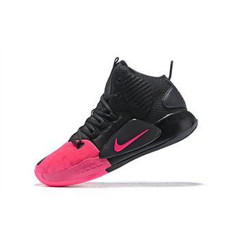 2018 Nike Hyperdunk X Kay Yow Black Pink AV2059-001 b03eb2e40a