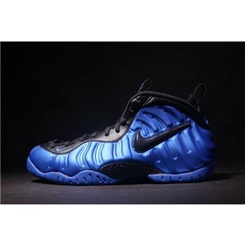 Nike Air Foamposite Pro Hyper Cobalt/Black 624041-403 Free Shipping