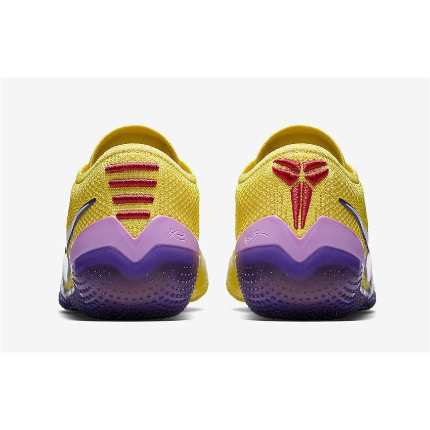 f7aad63a5656 Nike Kobe AD NXT 360 Lakers Yellow Strike White AQ1087-700