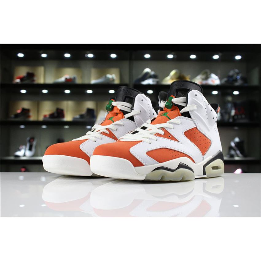 1ba25b8b91af41 Girls Air Jordan 6 Gatorade 384664-145 For Sale
