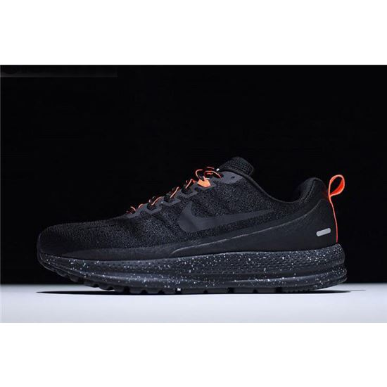 official photos 67de5 ce073 Men s and Women s Nike Air Zoom Vomero 13 Black Carbon Team Orange Running  Shoes, Nike Shoes, Nike Store