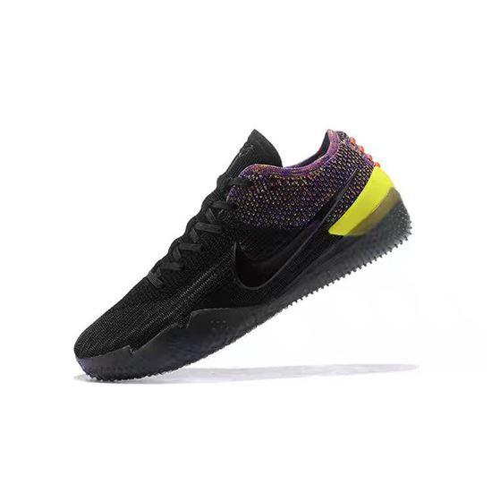 79305afa5f6c Nike Kobe AD NXT 360 Black Multicolor AQ1087-002